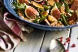 Feigen-Halloumi-Salat aus Jerusalem