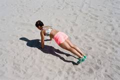 Side-to-Side Plank
