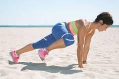 Fit in 15 Minuten - mit diesen fünf Übungen