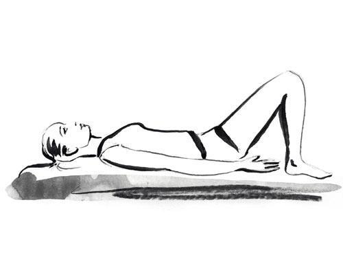 Die Halswirbelsäule fit machen