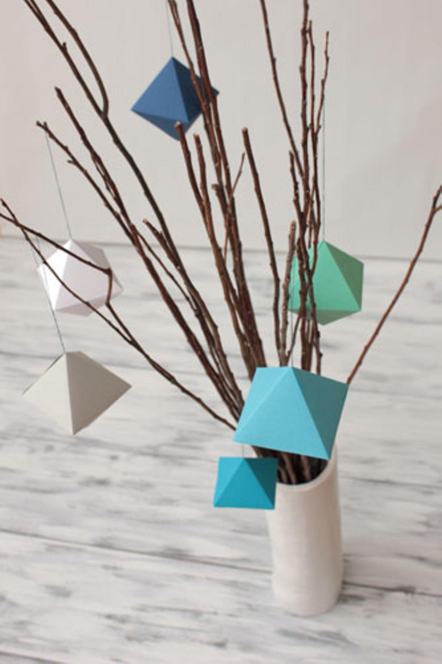 Geometrische Ornamente von The GIFT kitchen