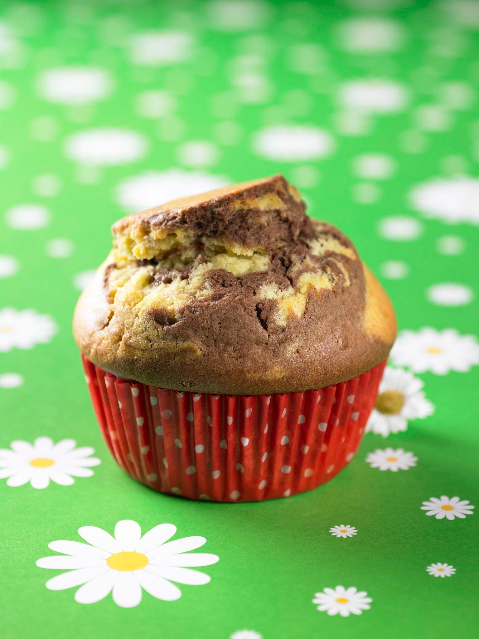 Marmor-Muffins