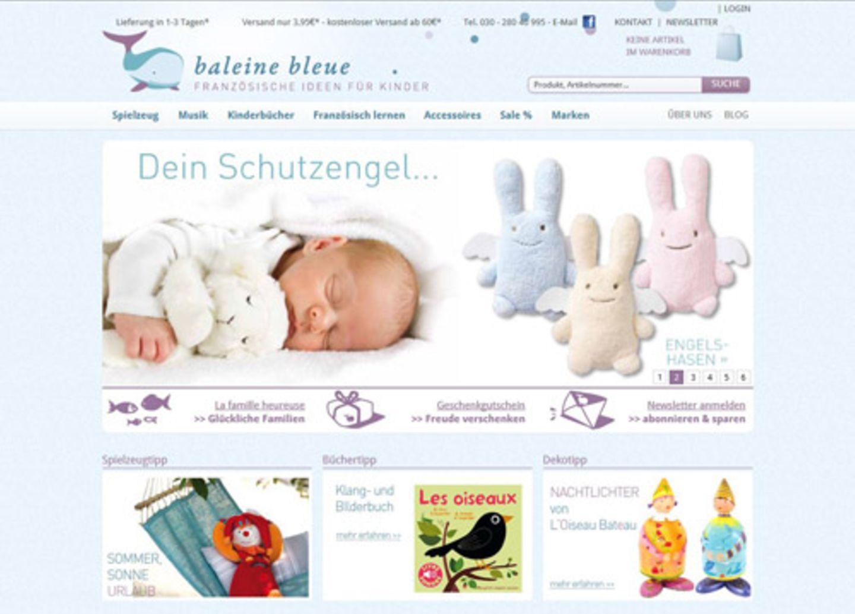 Baleine Bleue bereichert das Angebot im Netz um hübsche ausgewählte Kindersachen aus Frankreich. Ich habe mich vor allem über ein Wiedersehen mit Babar, dem Elefanten, gefreut, den ich selbst als Kind geliebt habe.