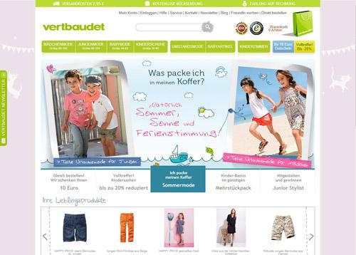 Einkaufen: Die Schönsten Online-shops Für Kindermode Und ... 17 Kissen Designs Gute Laune Sommer