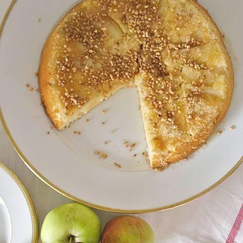 Apfelkuchen Johann Lafer Rezept