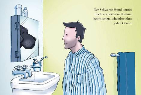 """Depression: Die schönsten Bilder aus """"Mein schwarzer Hund"""""""