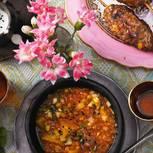 Vegan, leicht scharf, zum Weglöffeln lecker. Zum Rezept: Linsen-Paprika-Suppe