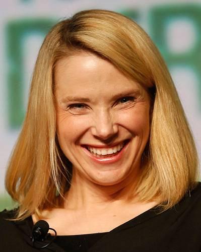 Marissa Mayer: Vorstandsvorsitzende von Yahoo