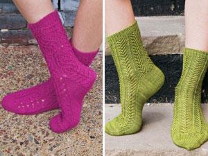 Socken stricken: Raffinierte Ideen für Fortgeschrittene
