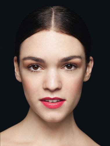 Knallfarben schminken