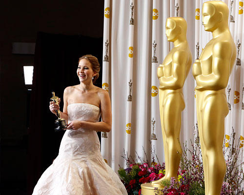 Beste Hauptdarstellerin: Jennifer Lawrence