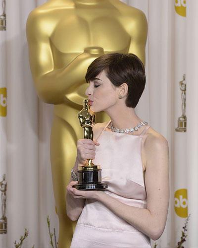 Beste Nebendarstellerin: Anne Hathaway