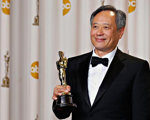 """Beste Regie: Ang Lee (""""Life of Pi"""")"""