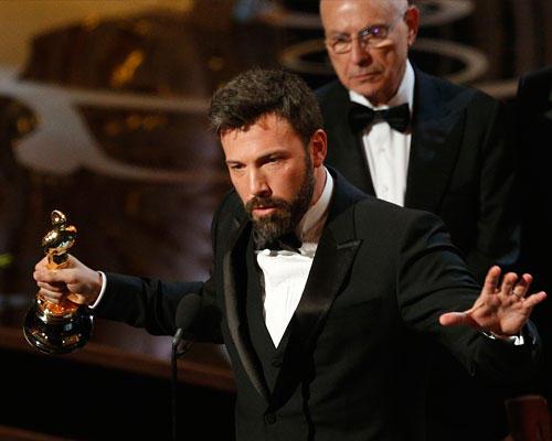 Bester Film: Argo (Regie: Ben Affleck)