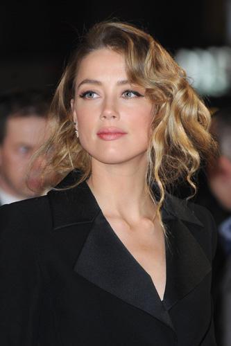 Faux Bob: Amber Heard