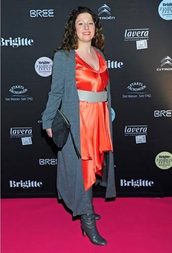 BRIGITTE Fashion Event: Die Hamburger Designerin Sibilla Pavenstedt.