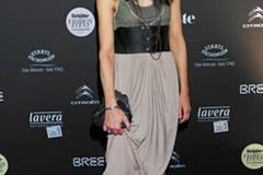 Die Schauspielerin Chantal de Freitas.