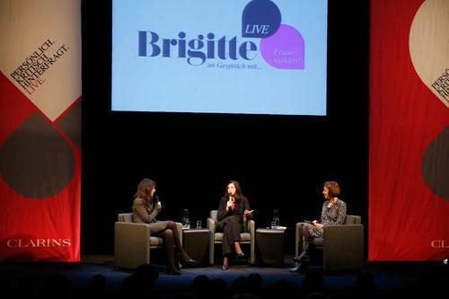 BRIGITTE LIVE: Katrin Göring-Eckardt im Gespräch