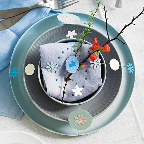 dekoration aus eihaut, osterdeko selber machen: ideen zum basteln   brigitte.de, Design ideen