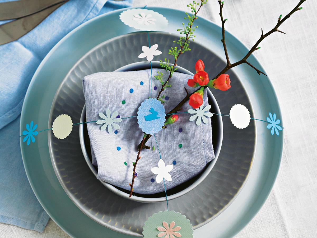 Hallo, Frühling! Osterdekoration zum Selbermachen
