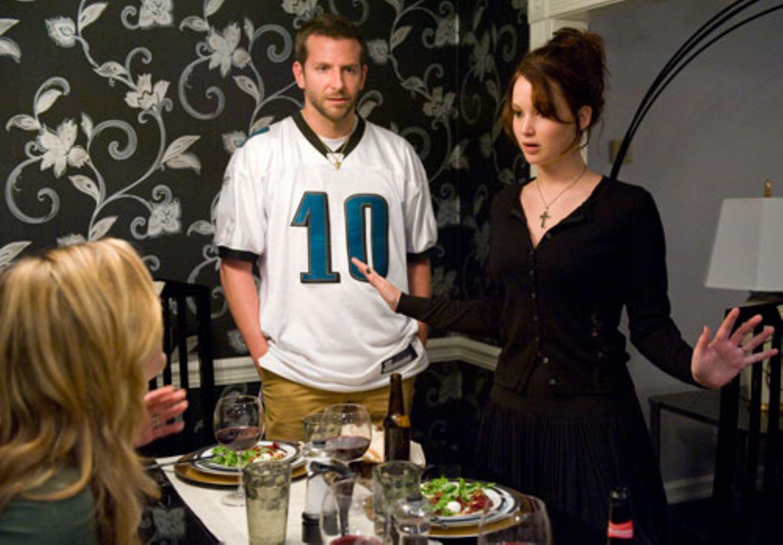 Bradley Cooper Jennifer Lawrence Essen