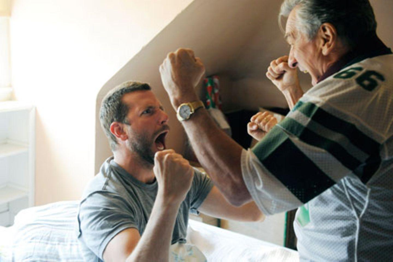Bradley Cooper Robert de Niro schreien