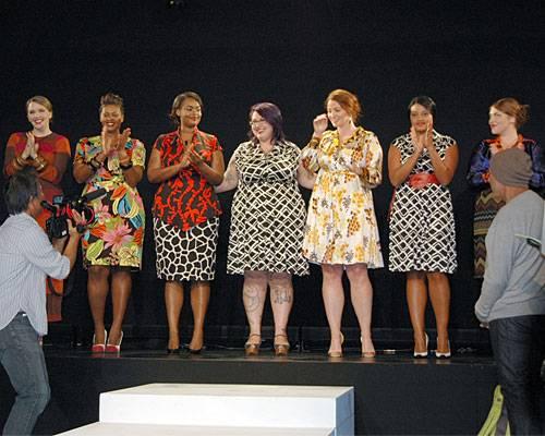 Eden Miller und ihr Label Cabiria auf der Fashion Week New York