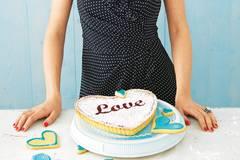 Valentinstags-Kuchen für die Liebsten backen ❤️