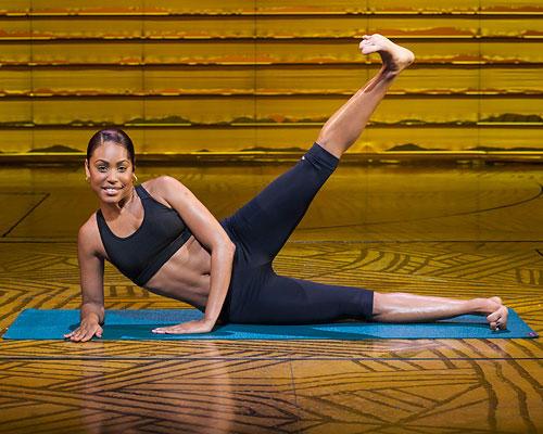 Упражнения для живота, ног и ягодиц