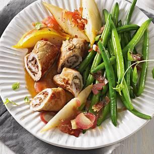 Fleisch: Putenschnitzel - gesunder Genuss | BRIGITTE.de