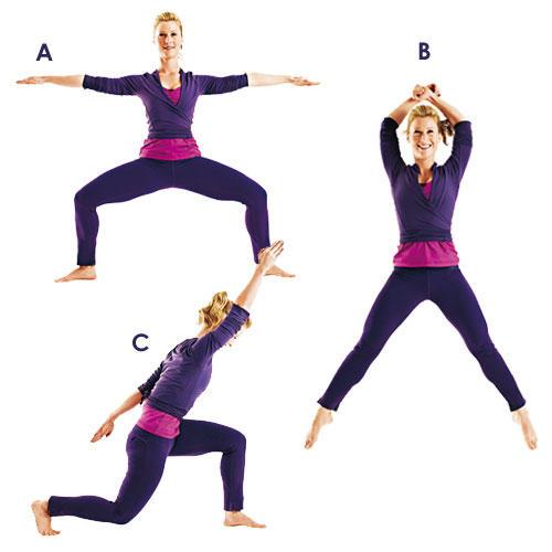 6. Balance Position Jump