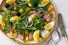 Rezepte mit hartgekochten Eiern: Ostereier lecker verwenden