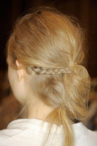 Lust auf eine andere Frisur? Inspirationen von Mulberry