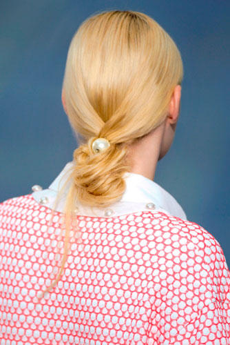 Lust auf eine andere Frisur? Inspirationen bei Chanel