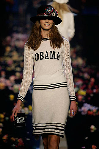 "Sonia Rykiel sagt ""Yes, we can!"""