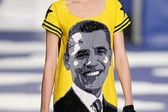Unterstützung für Obama bei JCDC