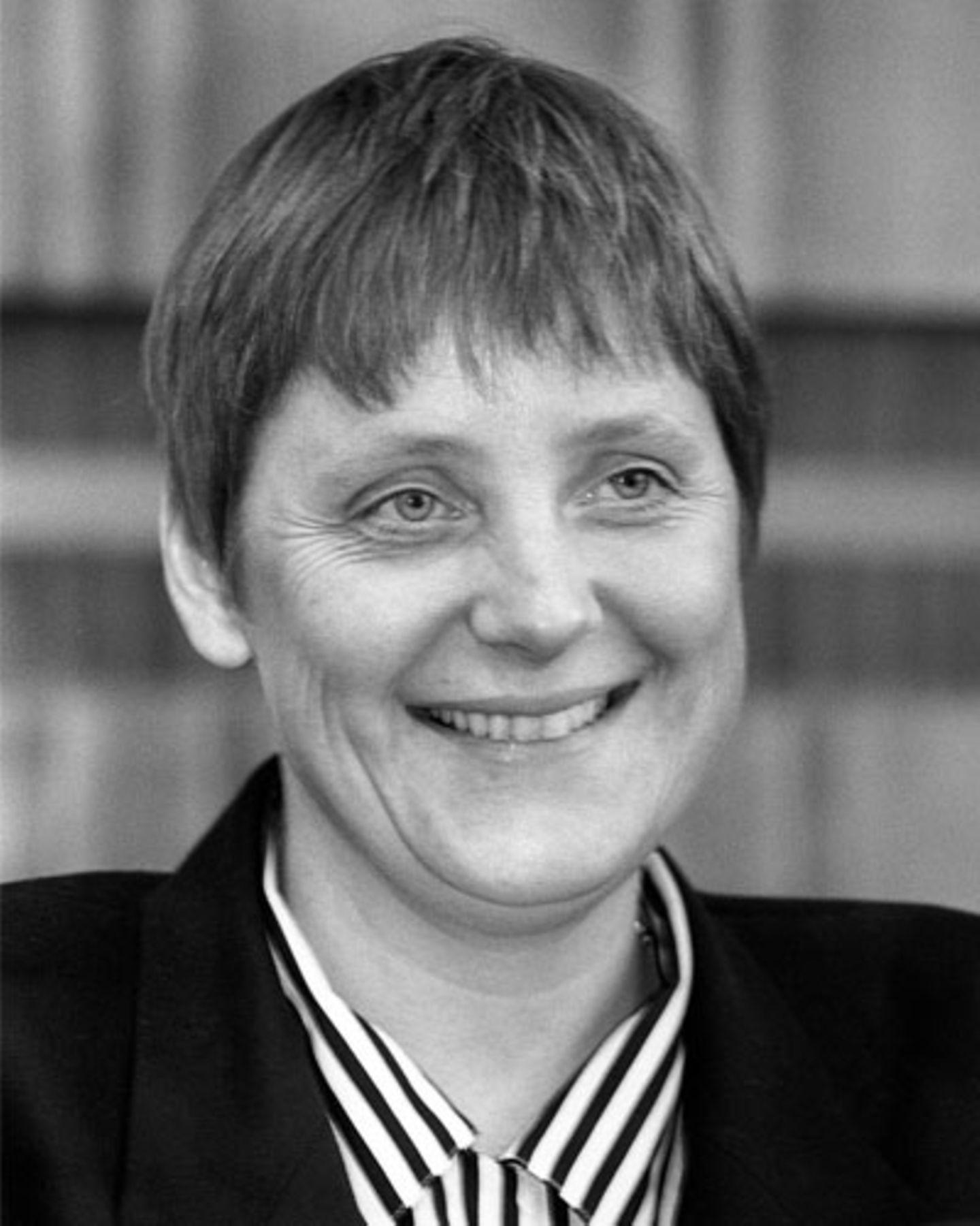 BRIGITTE LIVE: Angela Merkel: Der Aufstieg von Madame Non