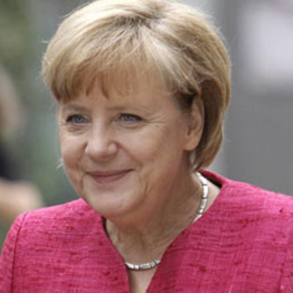 """Angela Merkel: Der Aufstieg von """"Madame Non"""""""