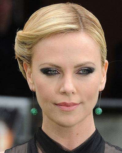 Top-Make-up 2012: Charlize Theron
