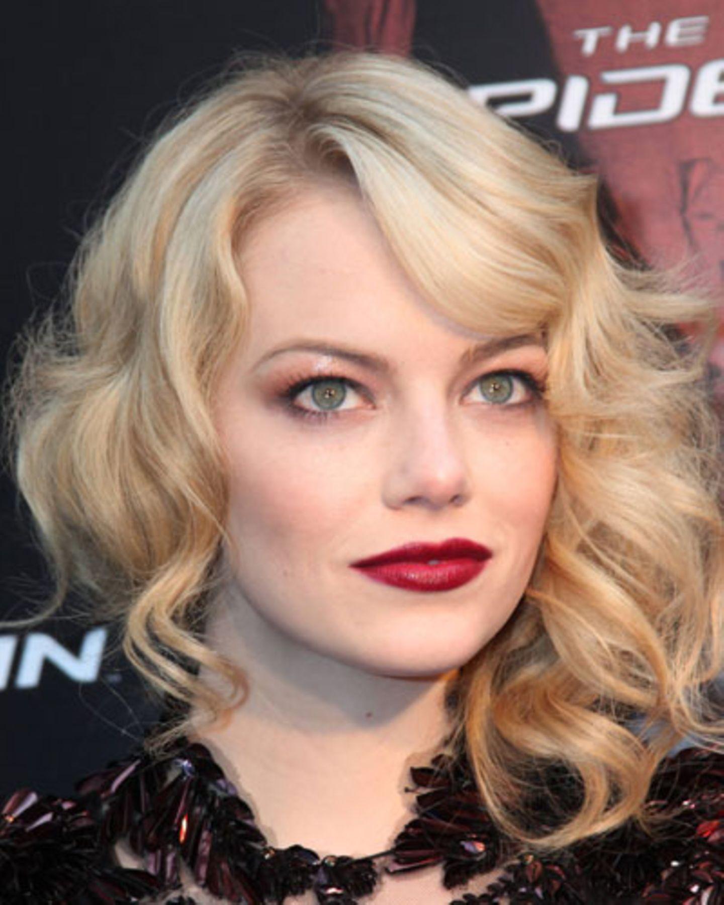 Top-Make-up 2012: Emma Stone