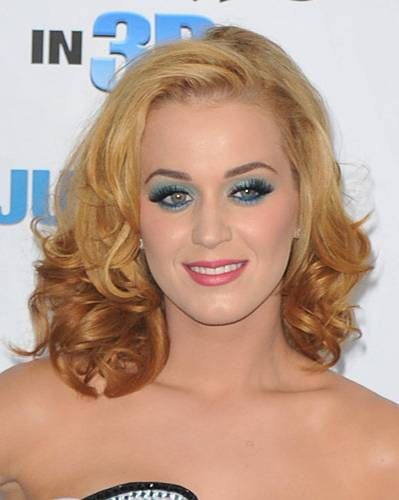 Flop-Make-up 2011: Katy Perry