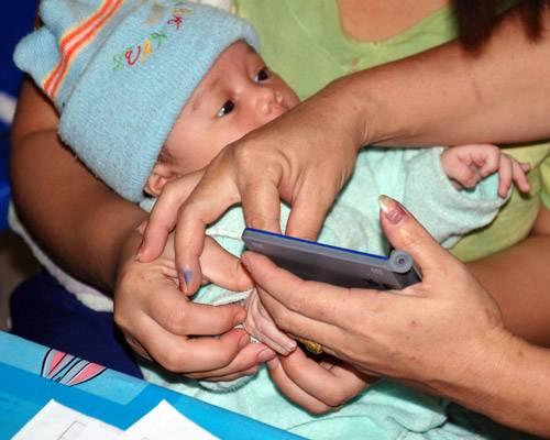 Geburtenregistrierung in Thailand