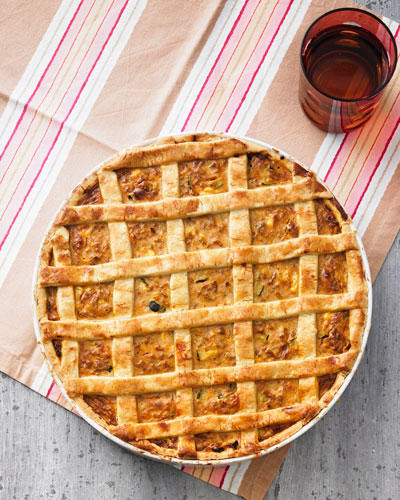 Herzhafte Kuchen: Verführung aus dem Ofen