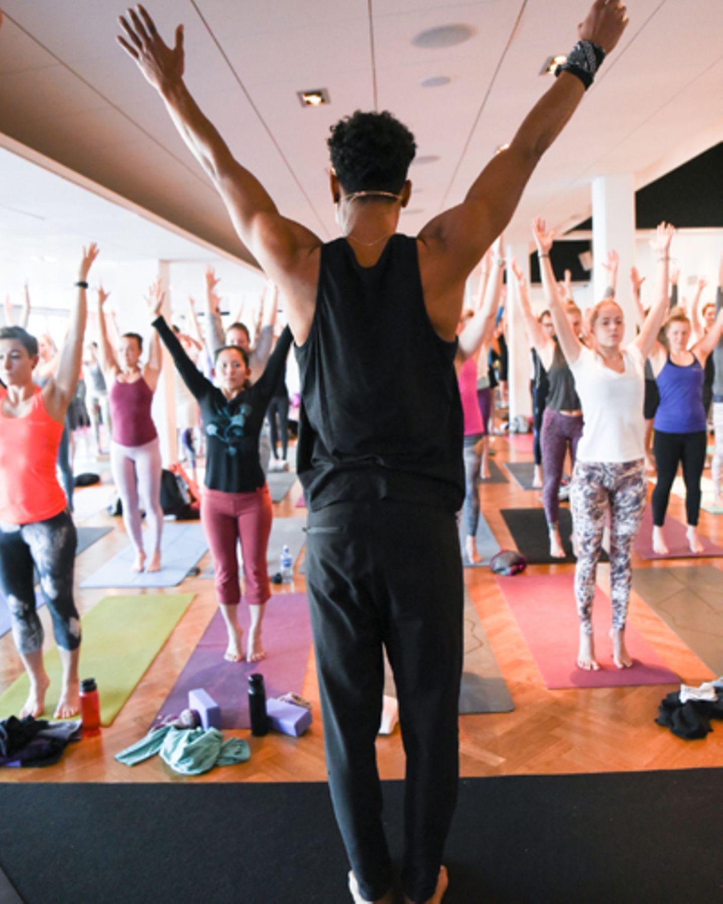 22.-24. April: Yoga-Games in Göteborg
