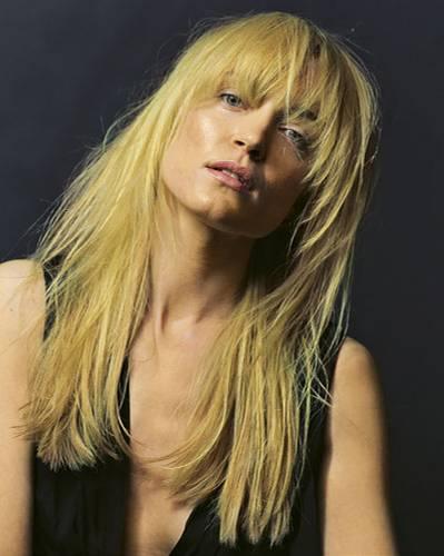 Lange Haare: Rock-Chic