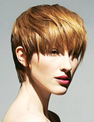 Kurze Haare: Undercut