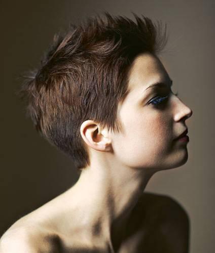Kurze Haare: Garçon