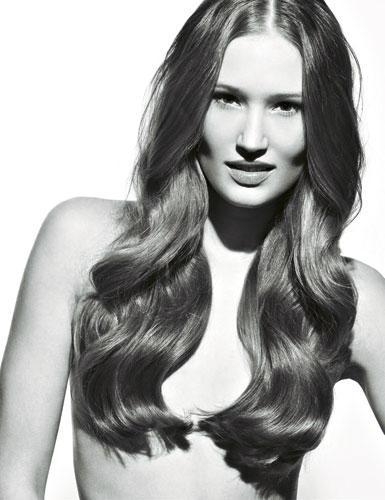 Lange Haare: Hippie-Glam