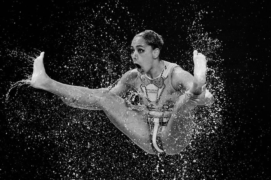 """Women's Team Free Synchronised Swimming Kazan 2015"""