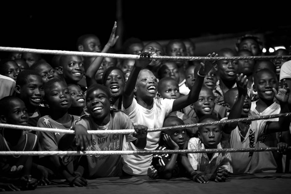 """""""Fight for your dreams - The boxers of Bukom"""""""
